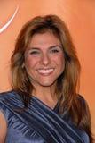 Lorena García en el partido All-star del viaje de la prensa de NBC Universal, hotel de Langham Huntington, Pasadcena, CA 01-13-11 Fotografía de archivo libre de regalías