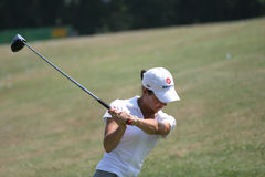 Lorena Ochoa Evian Golf Masters 2006 Royalty Free Stock Photo