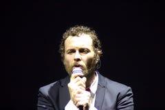 Lorenzo cherubini im ARS jovanotti stockfoto