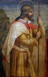 Lorenzo d Alessandro: Święty James apostoł obrazy royalty free