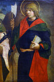 Lorenzo d Alessandro: Apostoł zdjęcie royalty free