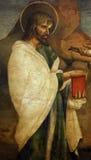 Lorenzo d Alessandro: Apostoł zdjęcie stock
