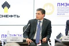 Lorenzo Simonelli Stockfotos