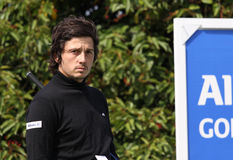 Lorenzo Vera en el golf de abierto París 2009 Fotos de archivo
