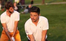 Lorenzo Vera,  at the golf Masters 13, 2013 Royalty Free Stock Photography