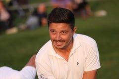 Lorenzo Vera, Masters 13, Pont Royal, 2013 Stock Photo