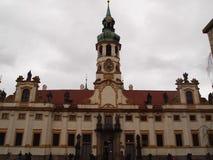 Loreta教会在布拉格,捷克 免版税库存图片