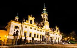 Loreta, église baroque à Prague, République Tchèque Photo libre de droits