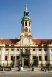 Loreta church in Prague Royalty Free Stock Image