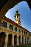 Loreta is a large pilgrimage destination in Hradčany, a district of Prague, Czech Republic Royalty Free Stock Images