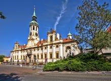 Loreta Monastery, Prague. Royalty Free Stock Photography