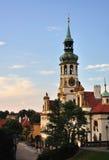 Loreta, Praga. Immagini Stock Libere da Diritti