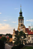 Loreta, Prague. Royalty Free Stock Images