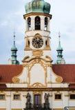 Loreta monastery, Prague Stock Photo