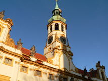loreta prague Royaltyfria Bilder