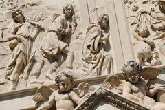 Loreta in Prague. Detail of the marian pilgrimage site of Loreta in Prague Stock Photography