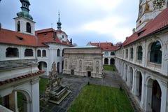 Loreta Prague Royalty Free Stock Images