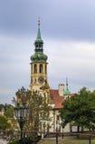 Loreta, Prague. Loreta is a large pilgrimage destination in Hradcany, a district of Prague, Czech Republic Royalty Free Stock Photo
