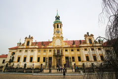 Loreta, Prague Stock Photo