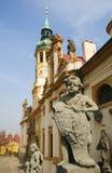 Loreta, Prague. Loreta, a large pilgrimage destination in Hradcany, a district of Prague, Czech Republic Royalty Free Stock Photo