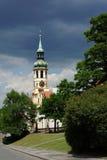 Loreta. Prague Loreta - remarkable Baroque historic monument Stock Images