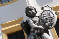 Loreta in Prague. Statue of the marian pilgrimage site of Loreta in Prague Royalty Free Stock Photos