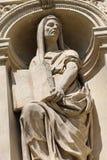 Loreta in Prague. Statue of the marian pilgrimage site of Loreta in Prague Stock Image