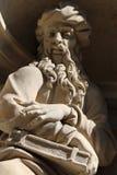 Loreta in Prague. Statue of the marian pilgrimage site of Loreta in Prague Stock Photography