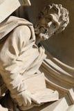 Loreta in Prague. Statue of the marian pilgrimage site of Loreta in Prague Stock Photo