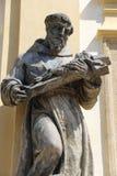 Loreta in Prague. Statue of the marian pilgrimage site of Loreta in Prague Royalty Free Stock Image