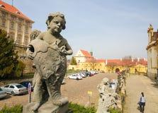 Loreta, Prague Stock Image