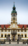 Loreta sanctuary church in Prague royalty free stock photo