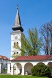 Loreta w Kosmonosy, republika czech, Europa Zdjęcia Royalty Free