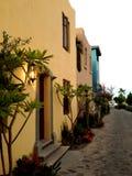 Loreto Bay au crépuscule Photos libres de droits