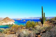 Loreto bays I Stock Image