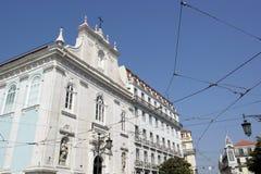 Loreto church, Lisbon, Portugal Stock Photography