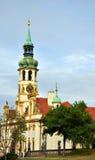 Loreto em Praha maravilhoso Foto de Stock