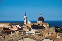 Loreto - Italy Stock Photo