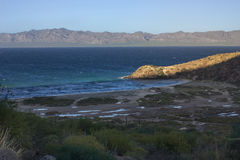 Loreto. La paz, Baja California Sur Royalty Free Stock Photo