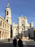 Loreto weichen auf Lizenzfreies Stockfoto