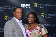 Loretta Devine. LOS ANGELES - SEP 17:  Loretta Devine arrives at the 9th Annual BAFTA Los Angeles TV Tea Party  at L'Ermitage Beverly Hills Hotel on September 17 Stock Image