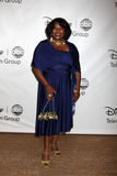 Loretta Devine. LOS ANGELES - AUG 7:  Loretta Devine arriving at the Disney / ABC Television Group 2011 Summer Press Tour Party at Beverly Hilton Hotel on August Stock Photography