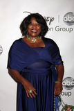 Loretta Devine. LOS ANGELES - AUG 7:  Loretta Devine arriving at the Disney / ABC Television Group 2011 Summer Press Tour Party at Beverly Hilton Hotel on August Royalty Free Stock Images