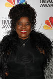 Loretta Devine. LOS ANGELES - FEB 17:  Loretta Devine arrives at the 43rd NAACP Image Awards at the Shrine Auditorium on February 17, 2012 in Los Angeles, CA Stock Images
