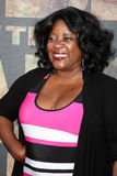 Loretta Devine. LOS ANGELES - JUL 28:  Loretta Devine arriving at the Rise of the Planet of the Apes Los Angeles Premiere at Grauman's Chinese Theater on July 28 Royalty Free Stock Images