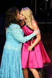 Loretta Lynn, Miranda Lambert Stock Images