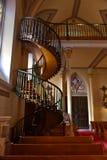 Loretto教堂楼梯 免版税图库摄影