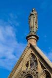 Loretto教堂, Santa Fe,新墨西哥 免版税库存图片