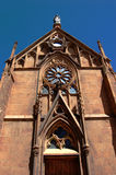 Loretto Chapel - Exterior Stock Photos