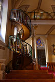 Loretto Chapel staircase Royalty Free Stock Photography